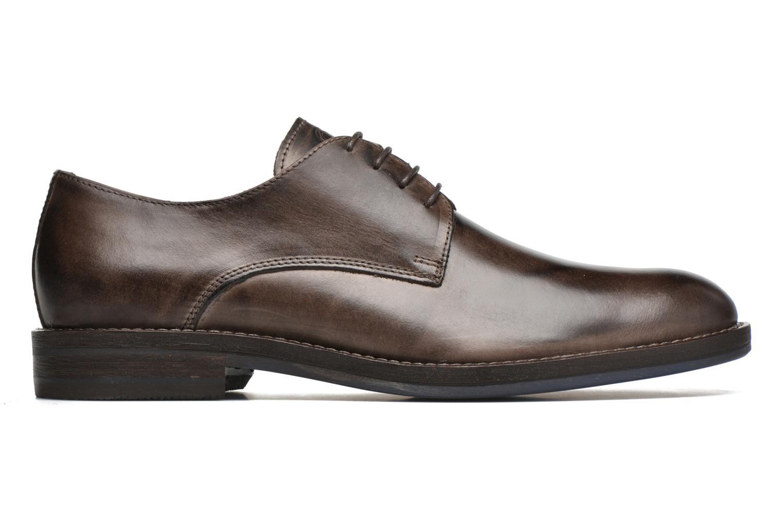 Chaussures à lacets Mr SARENZA Nills Marron vue détail/paire