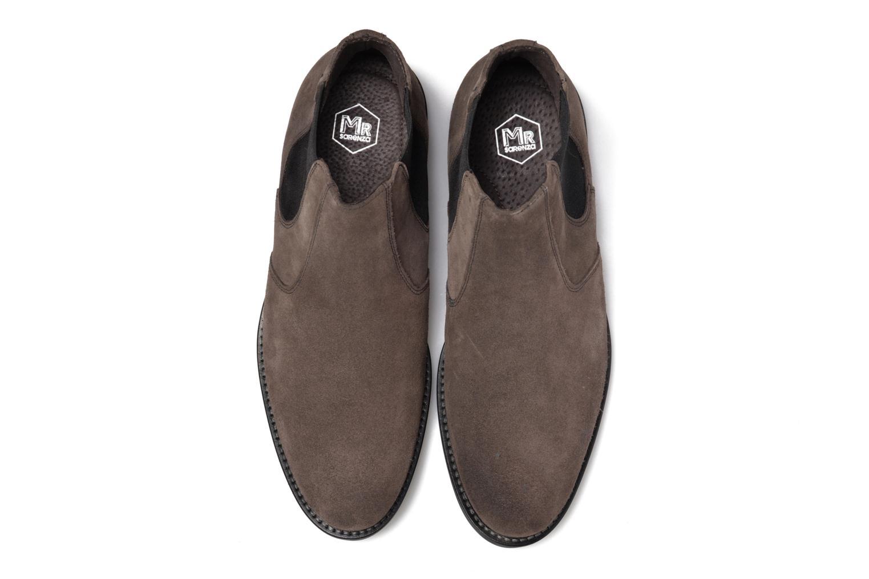 Bottines et boots Mr SARENZA Nethway Marron vue portées chaussures