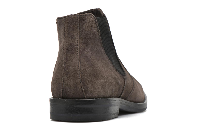 Bottines et boots Mr SARENZA Nethway Marron vue face