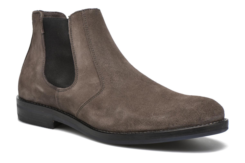 Bottines et boots Mr SARENZA Nethway Marron vue droite