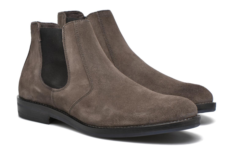 Bottines et boots Mr SARENZA Nethway Marron vue derrière