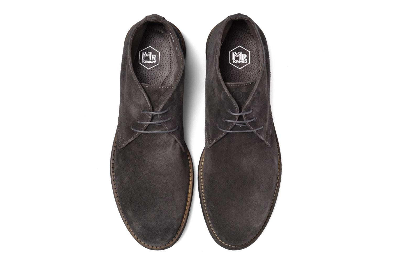 Chaussures à lacets Mr SARENZA Newest Gris vue portées chaussures