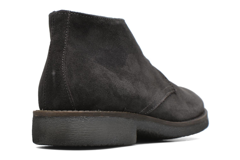Chaussures à lacets Mr SARENZA Newest Gris vue face