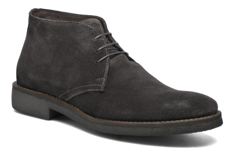 Chaussures à lacets Mr SARENZA Newest Gris vue droite