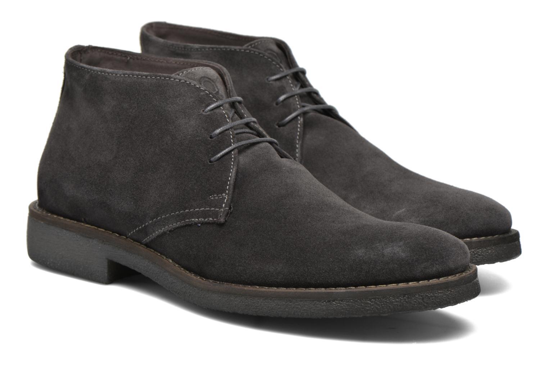 Chaussures à lacets Mr SARENZA Newest Gris vue derrière