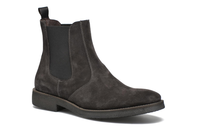 Bottines et boots Mr SARENZA Norest Gris vue droite