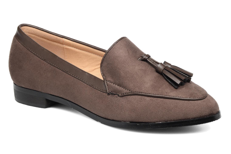 Grandes Mocassin descuentos últimos zapatos Eclipse Mocassin Grandes Lalie (Marrón) - Mocasines Descuento 89a4df