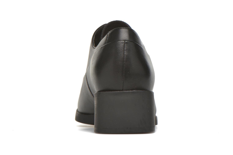 Chaussures à lacets Camper Kobo K200216 Noir vue droite