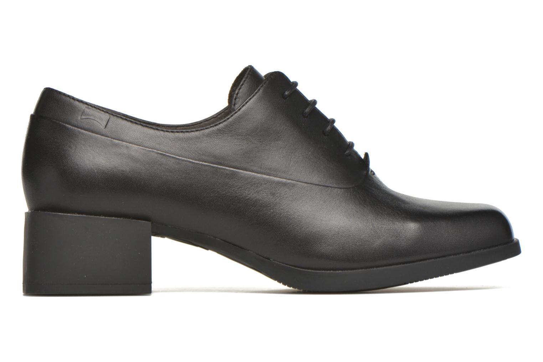 Chaussures à lacets Camper Kobo K200216 Noir vue derrière