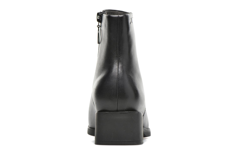 Bottines et boots Camper Kobo K400160 Noir vue droite