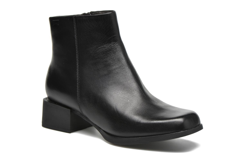 Bottines et boots Camper Kobo K400160 Noir vue détail/paire