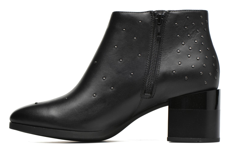 Bottines et boots Camper TWS K400042 Noir vue face