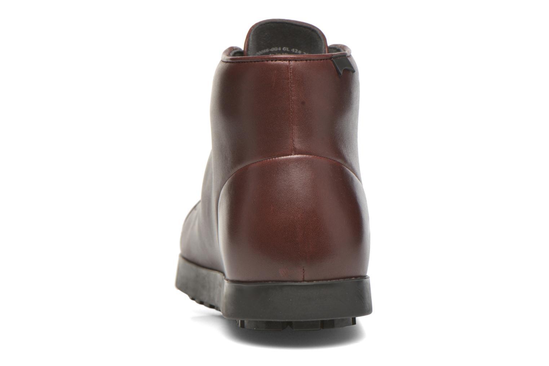 Chaussures à lacets Camper Beluga K300086 Violet vue droite