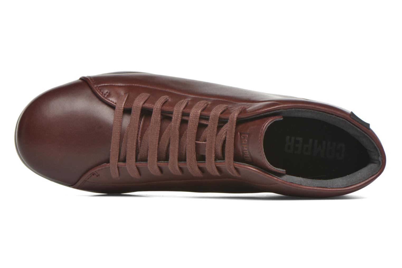 Chaussures à lacets Camper Beluga K300086 Violet vue gauche