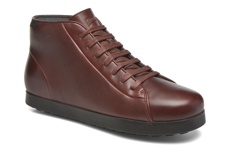 Chaussures à lacets Camper Beluga K300086 Violet vue détail/paire