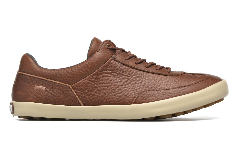 Chaussures à lacets Camper Pursuit K100126 Marron vue derrière