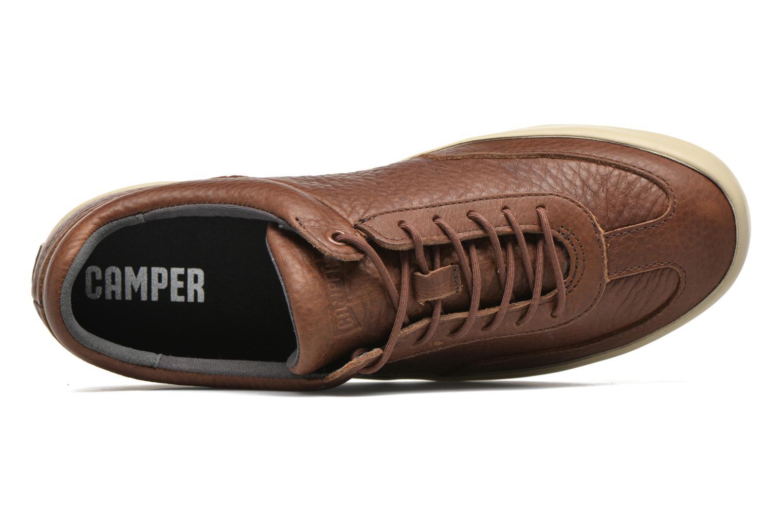 Chaussures à lacets Camper Pursuit K100126 Marron vue gauche