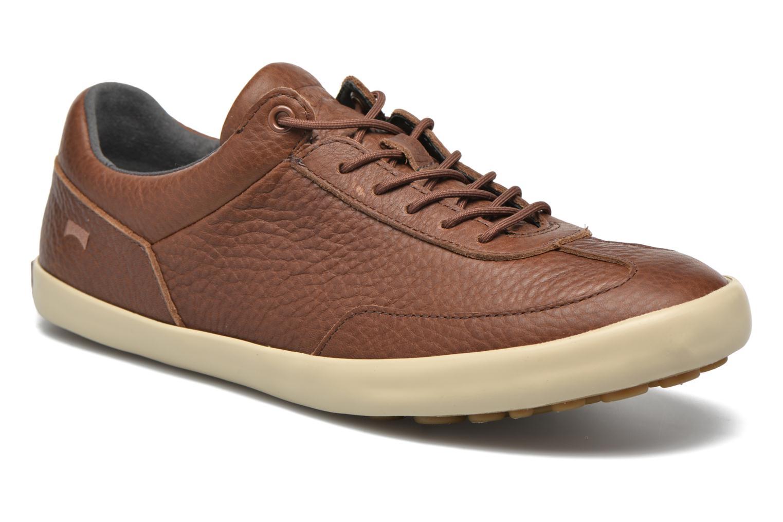 Chaussures à lacets Camper Pursuit K100126 Marron vue détail/paire
