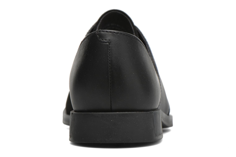 Chaussures à lacets Camper Bowie K200202 Noir vue droite