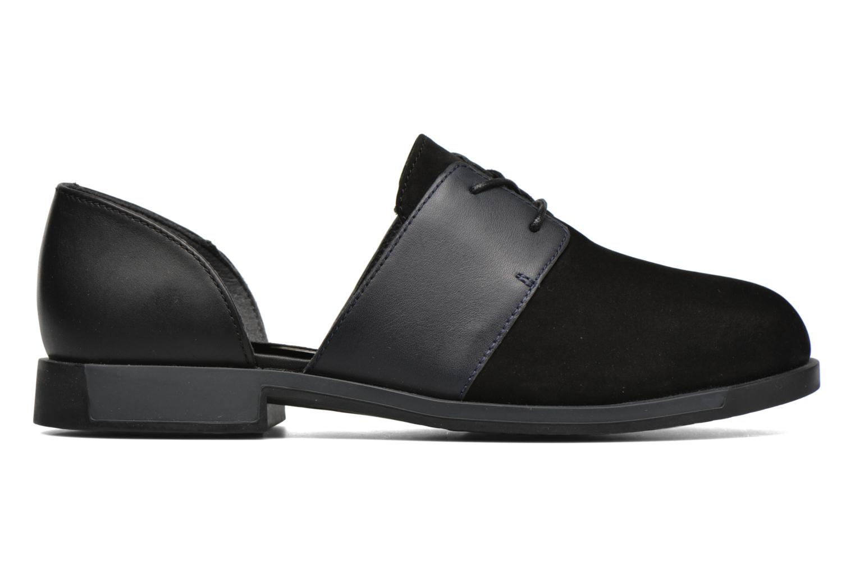 Chaussures à lacets Camper Bowie K200202 Noir vue derrière