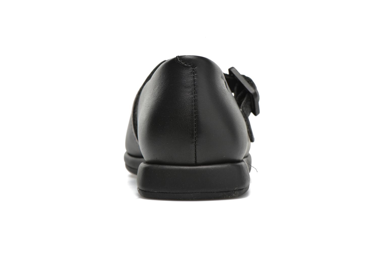 Ballerines Camper Fidelia K200226 Noir vue droite
