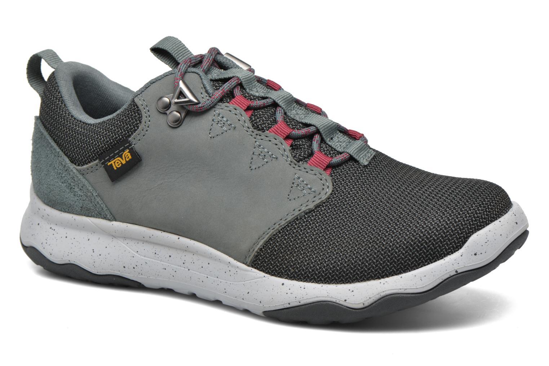 Chaussures de sport Teva Arrowood WP Gris vue détail/paire