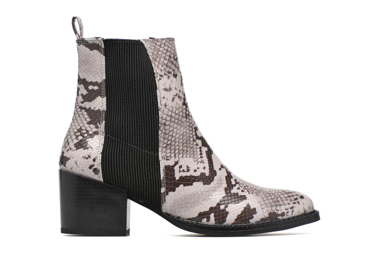 Bottines et boots Vero Moda Naya Boot Gris vue derrière