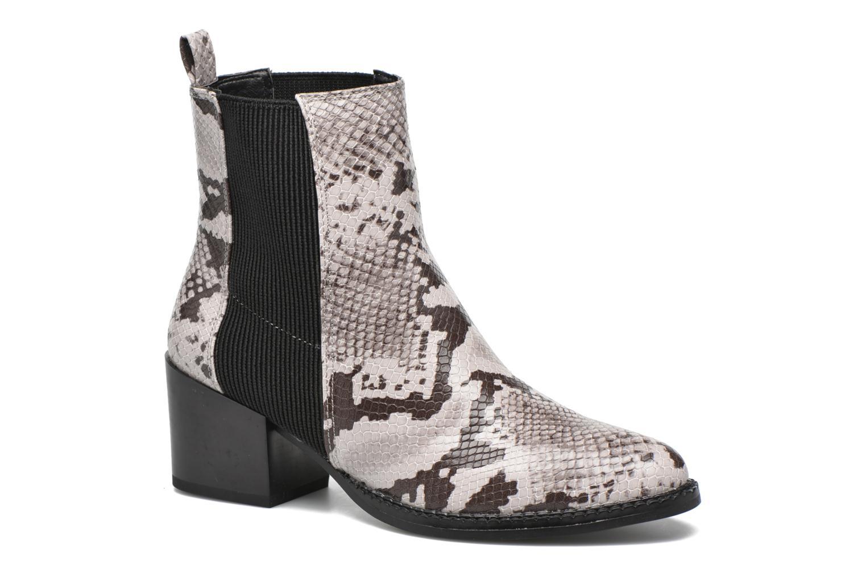 Bottines et boots Vero Moda Naya Boot Gris vue détail/paire