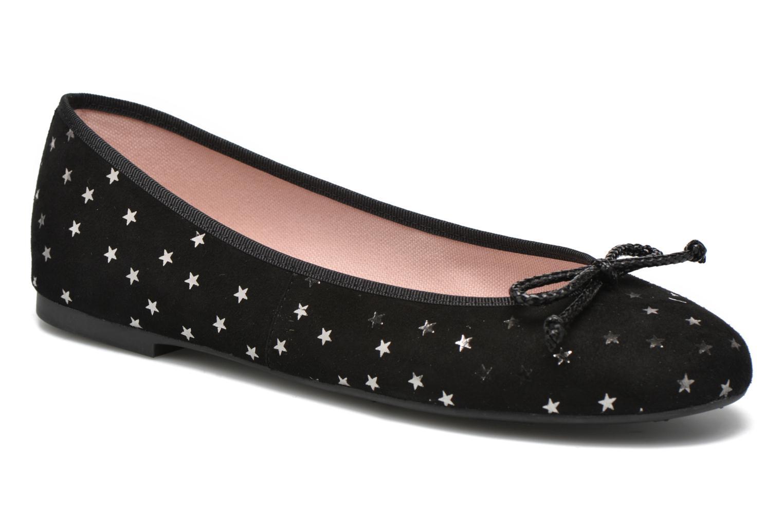 Zapatos promocionales Pretty Ballerinas Nicole (Negro) - Bailarinas   Descuento de la marca