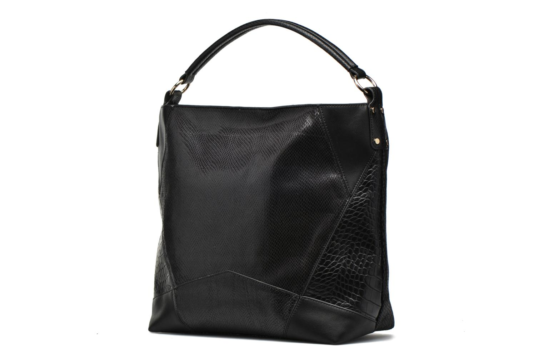 Bolsos de mano San Marina BUFERA Porté épaule Negro vista del modelo