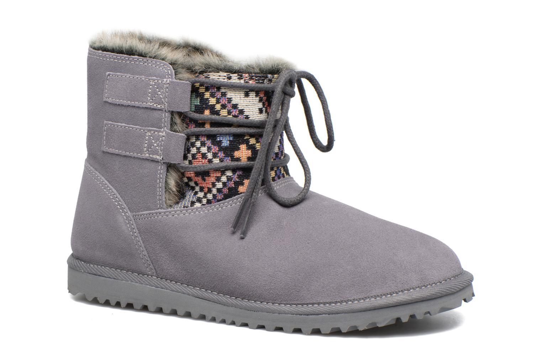 Bottines et boots Roxy Tara Gris vue détail/paire