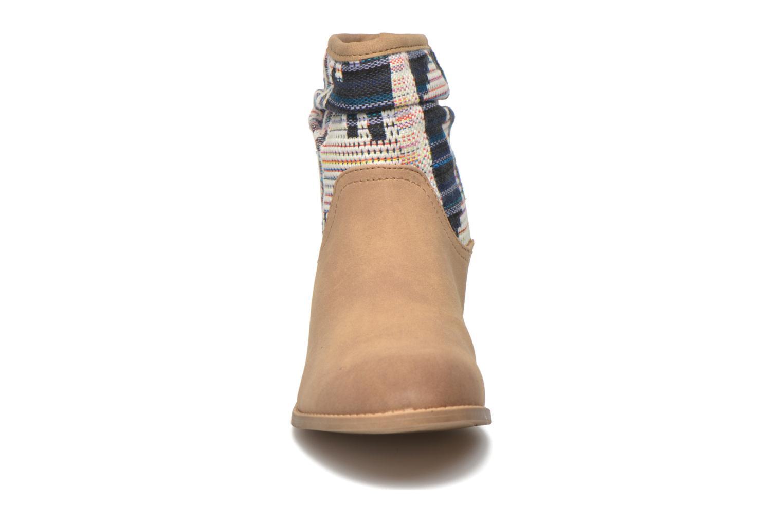 Bottines et boots Roxy Sedona Beige vue portées chaussures
