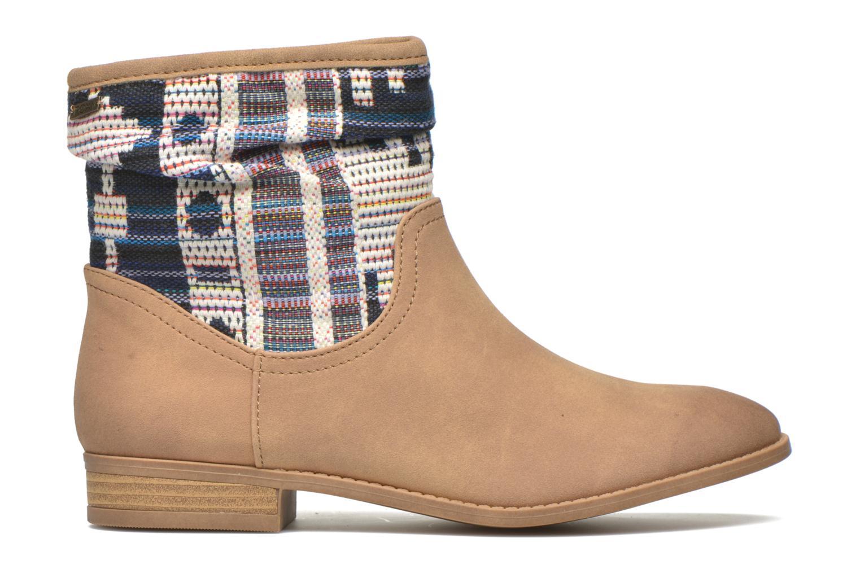 Boots en enkellaarsjes Roxy Sedona Beige achterkant