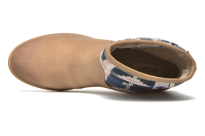 Boots en enkellaarsjes Roxy Sedona Beige links