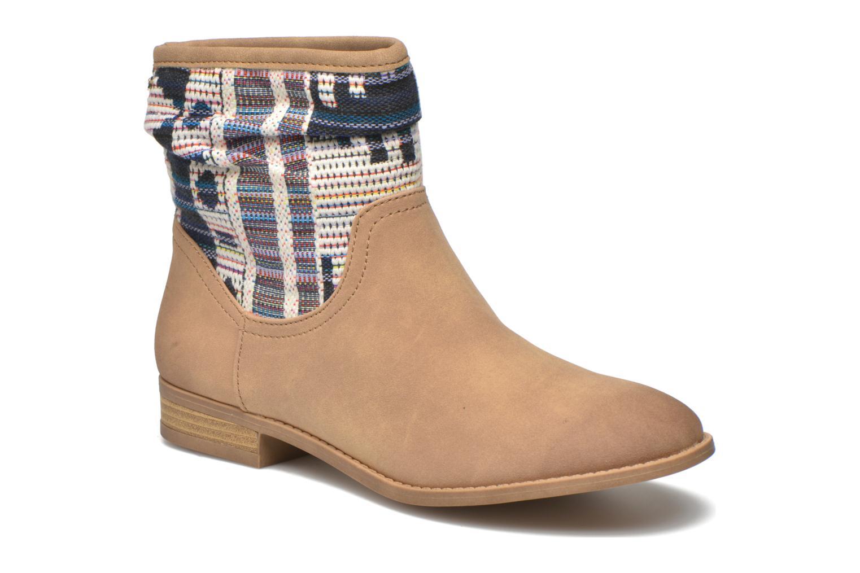 Bottines et boots Roxy Sedona Beige vue détail/paire