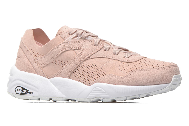 Sneaker Puma R698 Soft Pack rosa ansicht von hinten