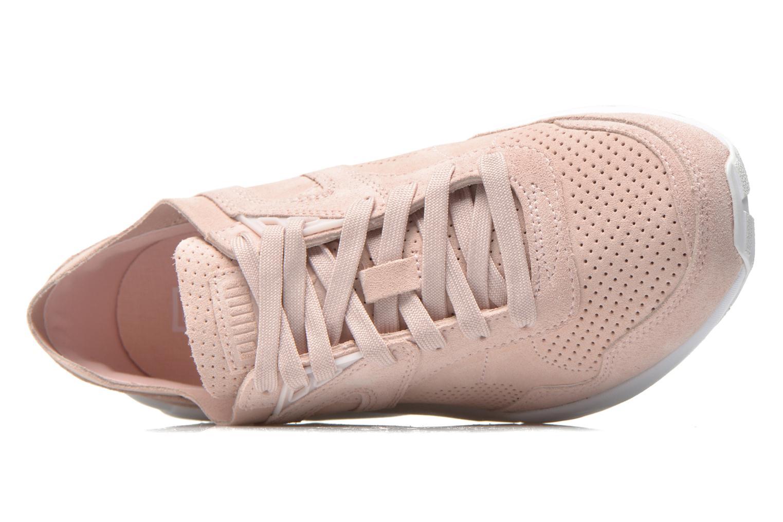 Sneaker Puma R698 Soft Pack rosa ansicht von links
