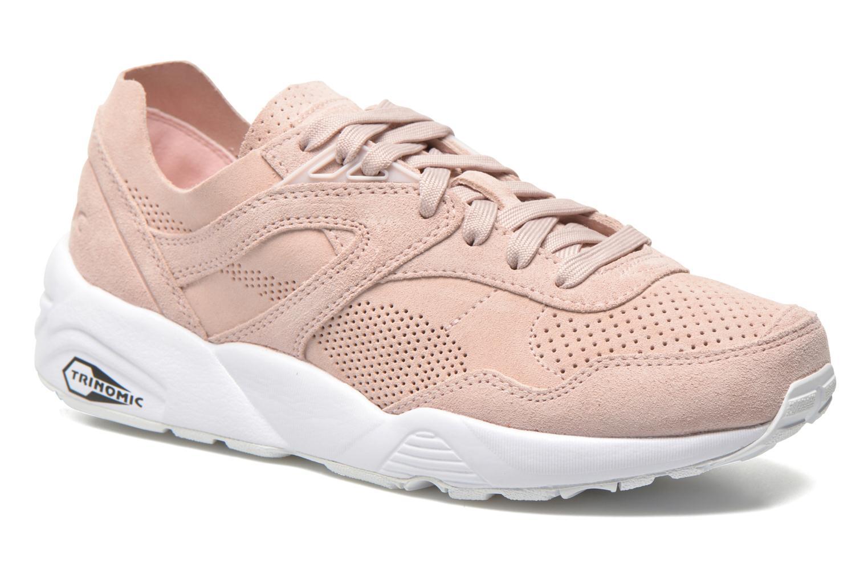 Sneaker Puma R698 Soft Pack rosa detaillierte ansicht/modell