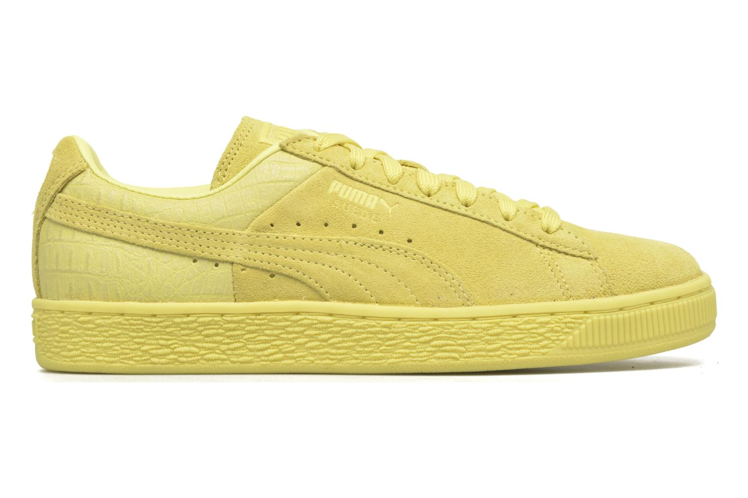 Suede Classic Casual W Lime