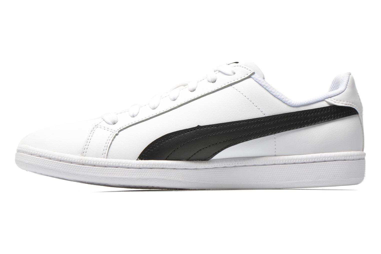 Puma Smash Leather Whiteblack