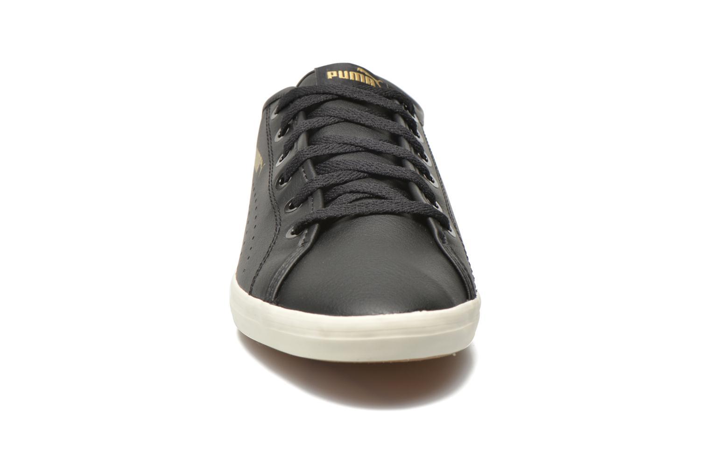 Sneakers Puma Elsu V2 Perf Nero modello indossato