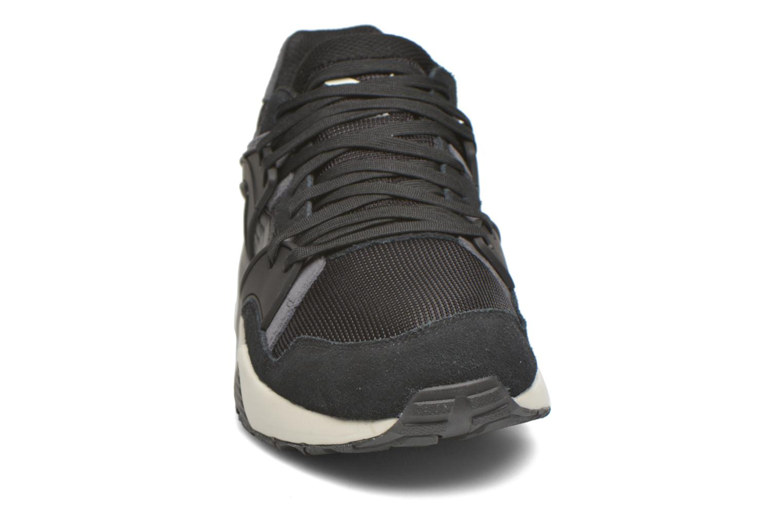 Baskets Puma Blaze Classic Noir vue portées chaussures
