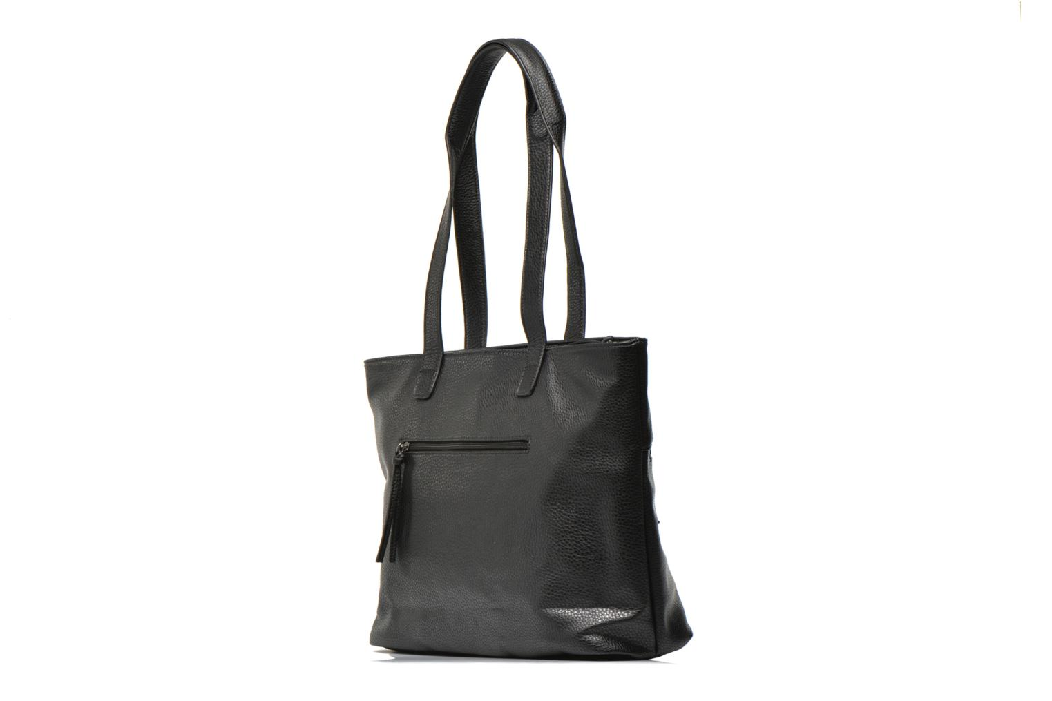 Sacs à main Tamaris GLAM BUSINESS Shopping bag Noir vue droite