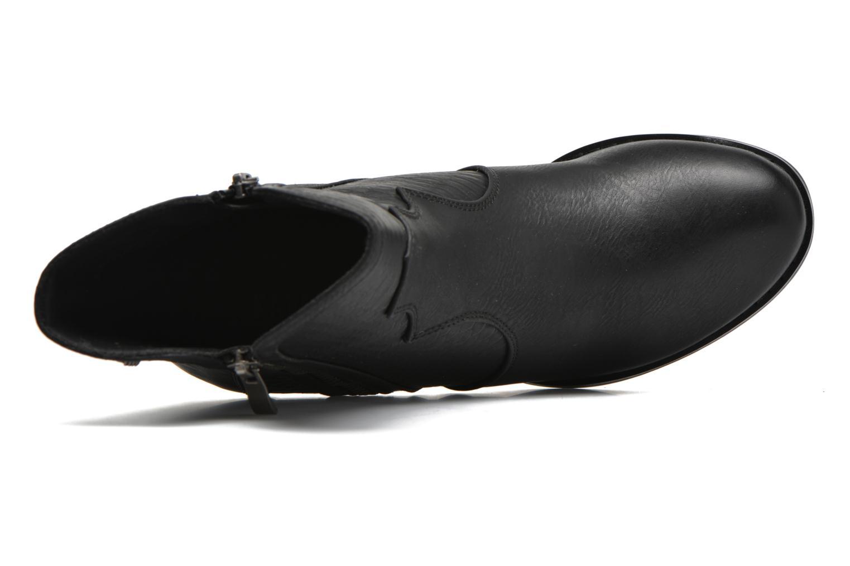 Stiefeletten & Boots Kaporal Pim schwarz ansicht von links