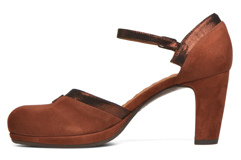 Zapatos de tacón Chie Mihara Migas Multicolor vista de frente