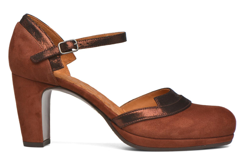 Zapatos de tacón Chie Mihara Migas Multicolor vistra trasera