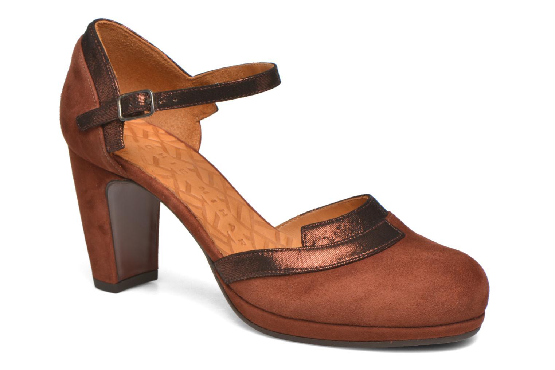 Zapatos de tacón Chie Mihara Migas Multicolor vista de detalle / par