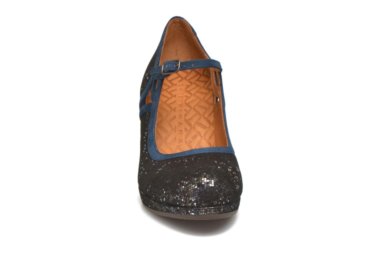 Escarpins Chie Mihara Metrico Multicolore vue portées chaussures