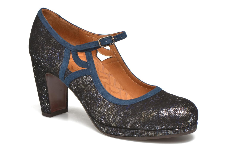 High heels Chie Mihara Metrico Multicolor detailed view/ Pair view