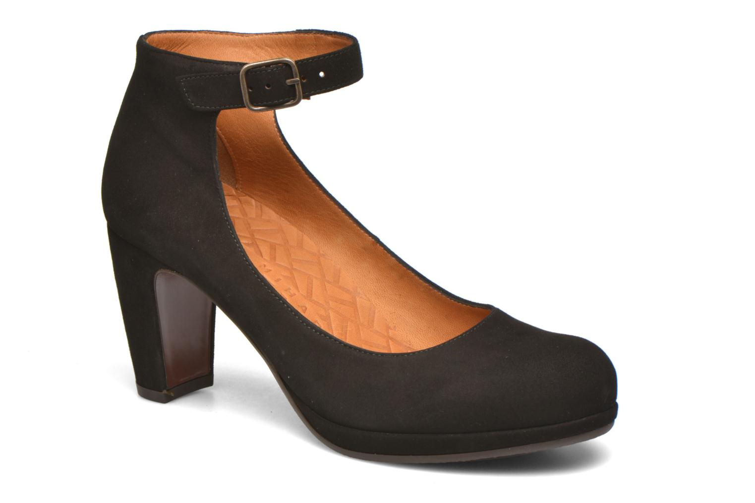 Marques Chaussure luxe femme Chie Mihara femme Mancha Ante Granate